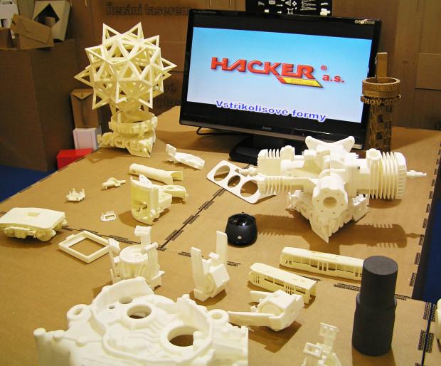 7b49bde8a Hledají se limity 3D tisku… | Svět balení