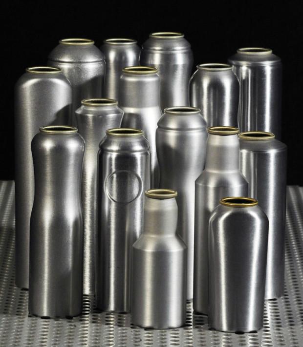 Světová výroba hliníkových rozprašovačů stále rekordní