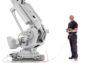 ABB ČR představí na MSV svého největšího robota