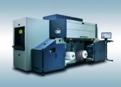 Tau 330E pro digitální tisk etiket v Nizozemí