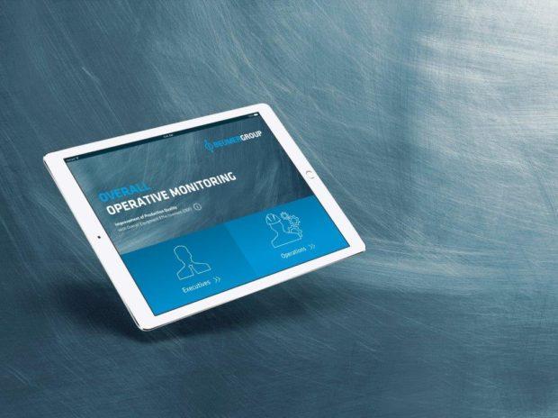 Mobilní aplikace Beumer pro obalové linky