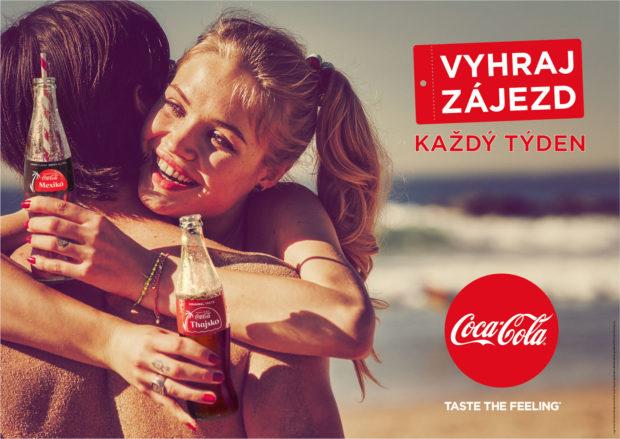 Coca-Cola mění etikety. A láká na exotiku.