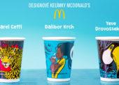 Káva v McDonald's? Designový požitek!