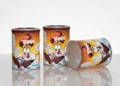 Hravé balení Sonoco pro dětský nápoj Jumbotonic