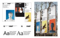 Pražská galerie má novou vizuální identitu