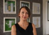 Bára Čechová, kreativní ředitelka kosmetické firmy Manufaktura