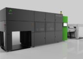 Digitální řezání a big pro vlnité lepenky: Highcon Euclid III