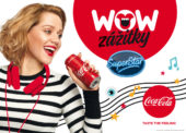 Coca-Cola má kampaň se SuperStar