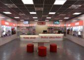 Mall.cz otevřel první prodejnu vobchodním centru