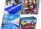 Evropský trh tiskových barev klesne, kromě obalů