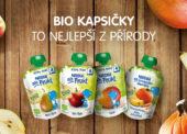 Nestlé startuje kampaň na podporu BIO svačinek pro děti