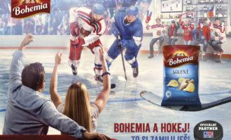 Hokej se spojil s Bohemia Chips