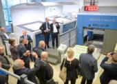 Obalový tisk a výsek pro VSOP v Radebeulu