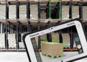 Tablet s 3D kamerou pomáhá optimalizovat skladové prostory