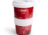 OMV bojuje proti odpadům porcelánovými hrnky
