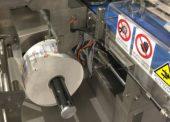 Italská firma používá ve své lince na balení másla techniku Interroll