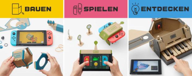 THIMM a Nintendo představují videohru v kombinaci s vlnitou lepenkou