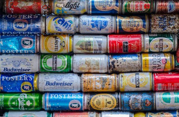 Počet kontejnerů pro sběr kovových odpadů v ČR roste