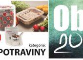 Obal roku 2019: kategorie Potraviny