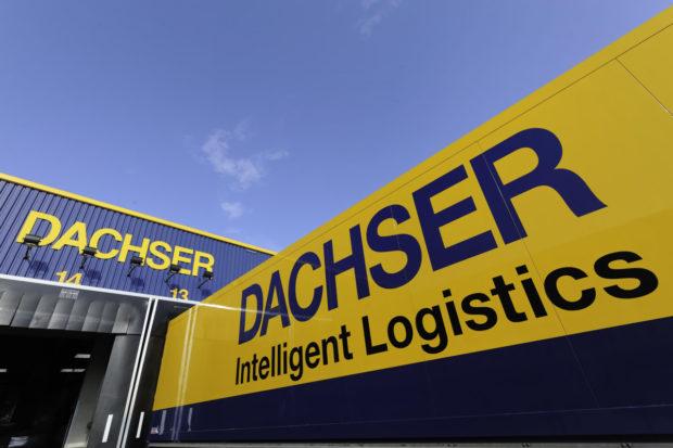 DACHSER je v popředí žebříčku evropských logistických firem