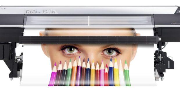 OKI ColorPainter s bezplatnými profily pro 31 tisíc tiskových médií