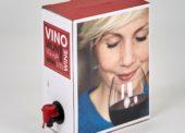 Vína v BIB obalech jsou stále populárnější. Smurfit Kappa partnerem vinařské soutěže