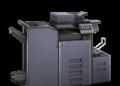 KYOCERA uvádí novou linii bezpečných a uživatelsky přívětivých zařízení TASKalfa formátu A3