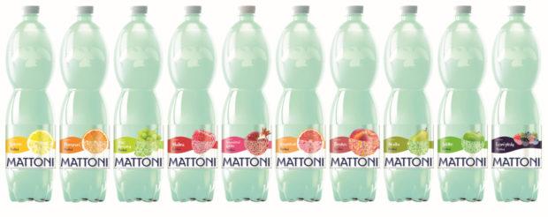 Karlovarské minerální vody sjednocují barvu plastových lahví Mattoni