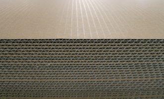 V Česku se loni vyrobila více než miliarda čtverečních metrů obalů z vlnité lepenky