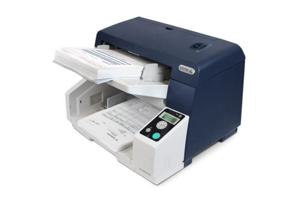 Nový produkční skener od Xeroxu umožňuje paralelní skenování