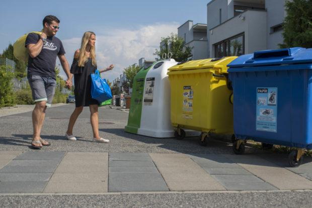 Nový rekord: Každý obyvatel ČR loni v průměru vytřídil téměř 50 kilogramů odpadu