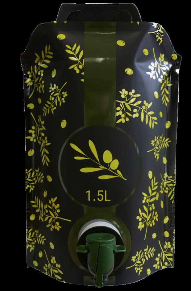 Nový obalový koncept na olivový olej