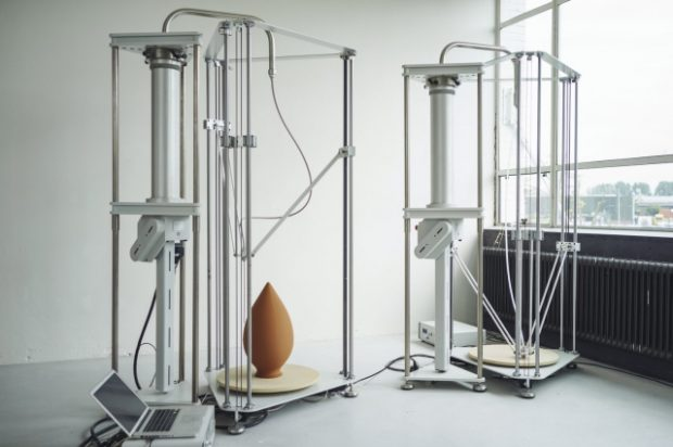 3D tisk spojuje historii se současností