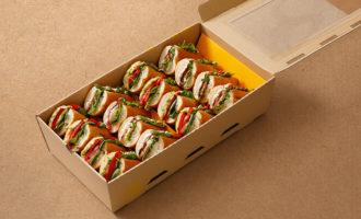 BB Box sází na vegetariánské bagety