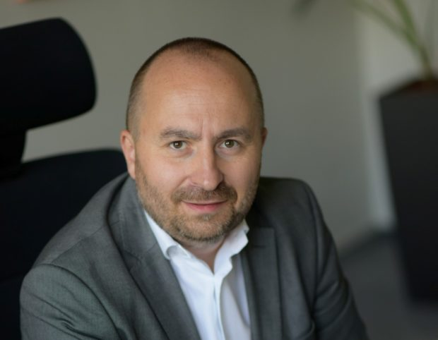 Roman Kýr je od září generálním ředitelem Henkel ČR