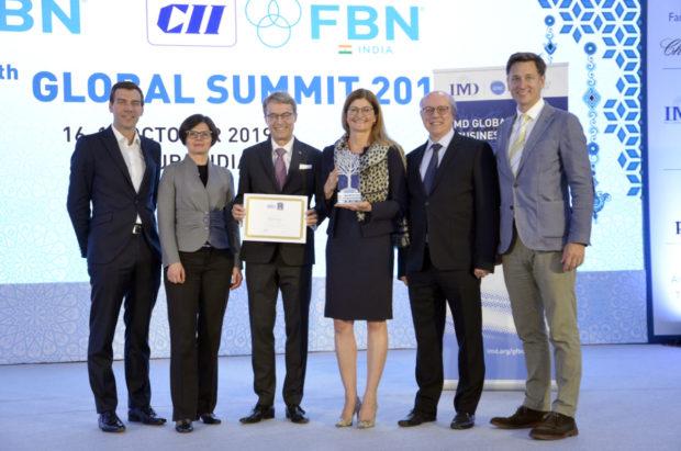 DACHSER získal ocenění Global Family Business Award
