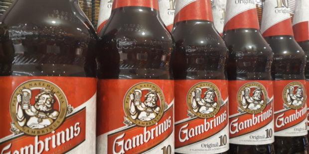 Gambrinus po Novém roce skončí s PET lahvemi