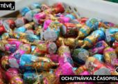 Na návštěvě ve společnosti Chocoland