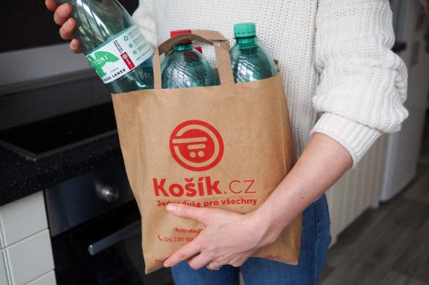Mattoni a Košík.cz testují projekt zálohování PET lahví