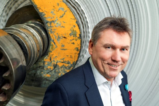 Petr Domin převzal vedení slovinských papíren Vipap Videm Krško