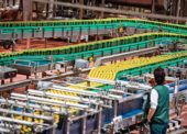 Plechovková linka Radegastu má za sebou prvních 100 000 hektolitrů