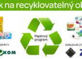 Jak na recyklovatelný obal I: papírové obaly