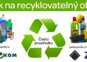 Jak na recyklovatelný obal II: čisticí prostředky
