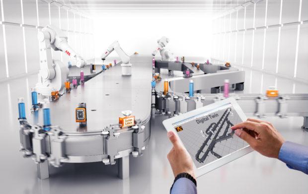 B&R představuje nový koncept výroby – adaptivní stroj
