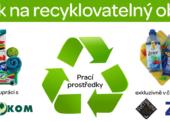Jak na recyklovatelný obal III: prací prostředky