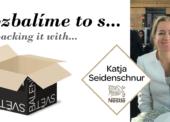 Rozbalíme to s… Katjou Seidenschnur, ředitelkou kategorie cukrovinek Nestlé Česko a Slovensko