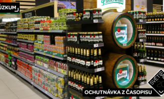 Průzkum: Prodej piva v plechovkách roste, sklo a plast klesají