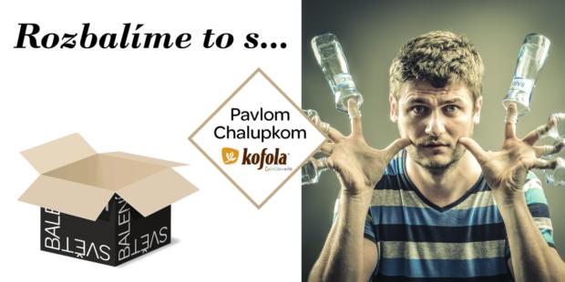 Rozbalíme to s Pavlem Chalupkou, marketingovým ředitelem Kofola ČeskoSlovensko
