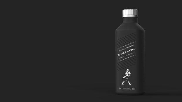 Diageo jako první na světě představuje láhev na lihoviny, která je vyrobena na bázi papíru a je 100% bez plastu