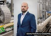 ROZHOVOR: Z 80 procent spoléháme na strojní výrobu a balení